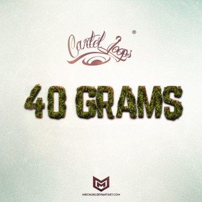 Cartel Loops - 40 Grams - 5 Beat Kits WAV MIDI