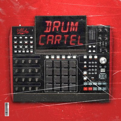 Cartel Loops - Drum Cartel - Drum Loops
