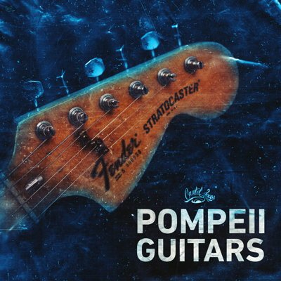 Cartel Loops - Pompeii Guitars - Guitar Loops