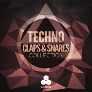 Datacode - Techno Claps & Snares Sample Pack