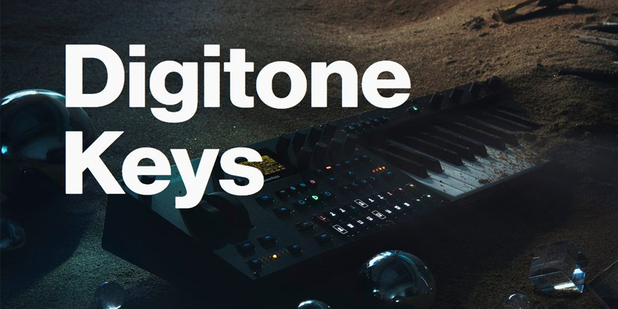 Elektron Digitone Keys Synthesizer