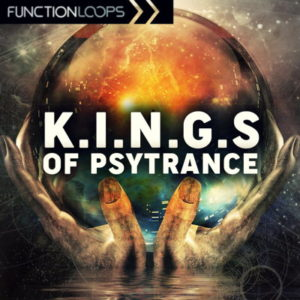 Function Loops - Kings of Psytrance Sample Pack