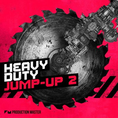 Heavy Duty Jump-Up 2 - DnB Sample Pack