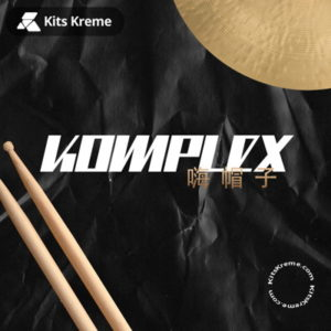 Kits Kreme - Komplex HiHats Sample Pack