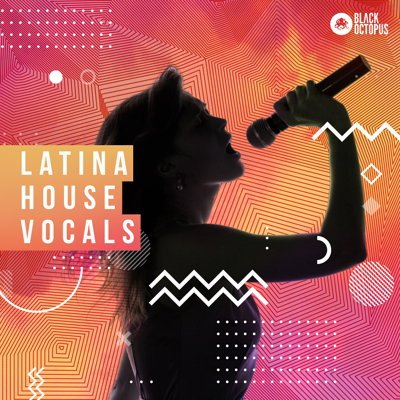 Latina House Vocals - Sample Pack