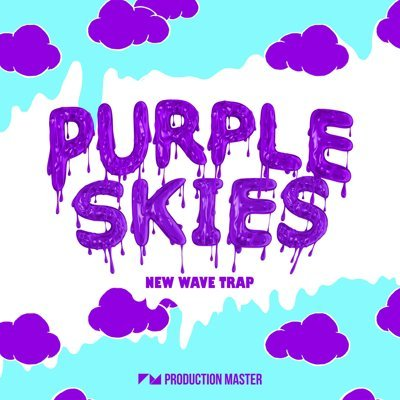 PM - Purple Skies - New Wave Trap Sample Pack