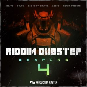 Production Master - Riddim Dubstep 4