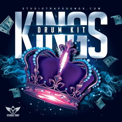 Studio Trap - Kings Drum Kit