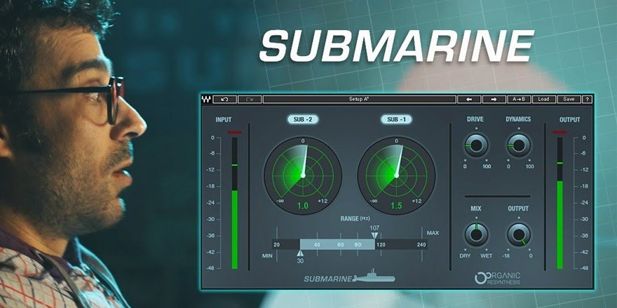 Waves Submarine Plugin