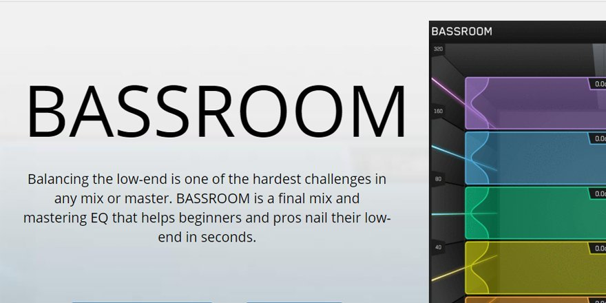 BASSROOM - Bass VST Mastering The Mix
