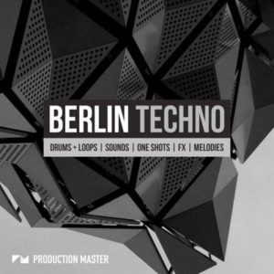 Berlin Techno Loops - Sample Pack