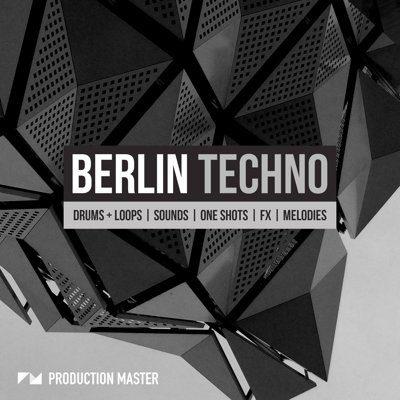 Berlin Techno Loops - Sample Pack