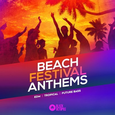 Black Octopus - Beach Festival Anthems