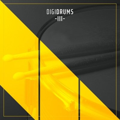 Diginoiz - DigiDrums 3 - Drum Samples