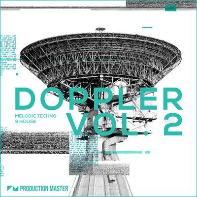 Doppler 2 - Melodic Techno & House Loops Pack