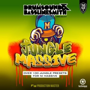 Drumsound & Bassline Smith - Jungle Massive Presets