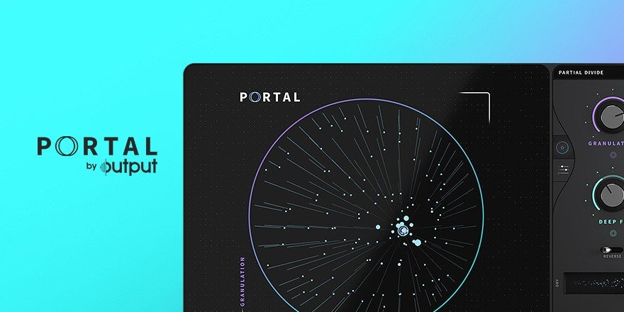 Output Portal VST Effect Plugin