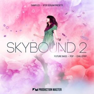 Production Master - Skybound 2 - Loops, Serum Presets