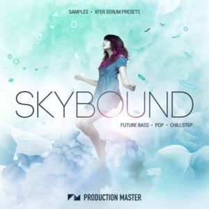 Production Master - Skybound - Wav Loops, Serum Presets