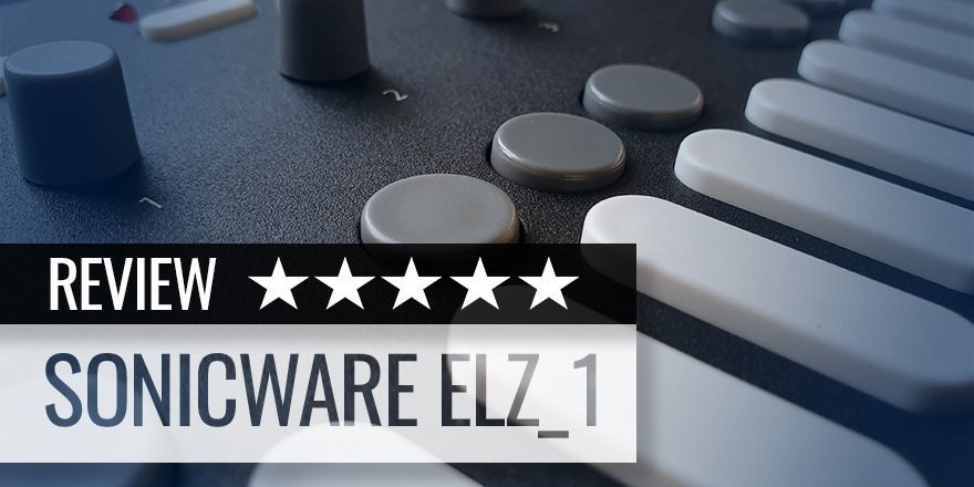 Sonicware ELZ_1 Synthesizer Review