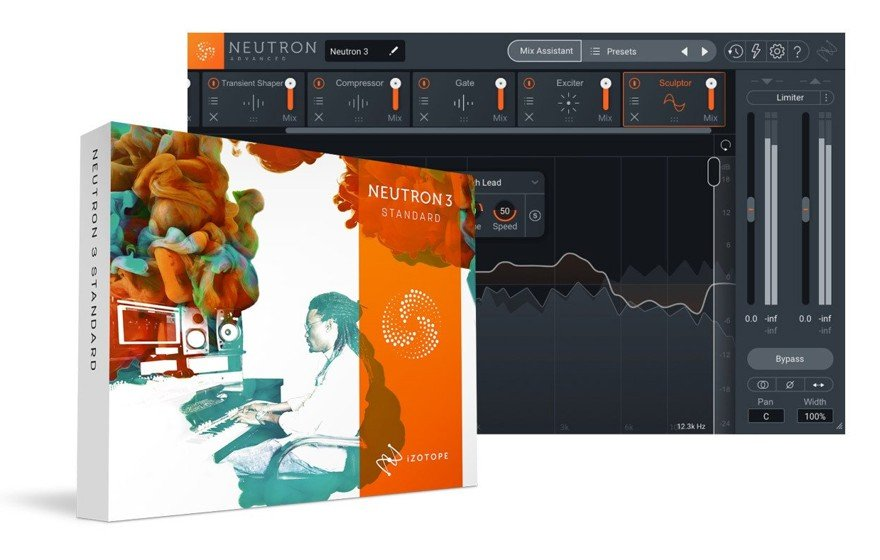 iZotope - Neutron 3 Mastering Plugin