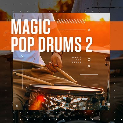 Diginoiz - Magic Pop Drums 2
