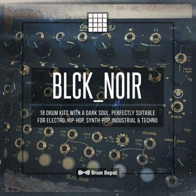 Drum Depot - Blck_Noir - 18 Drum Kits