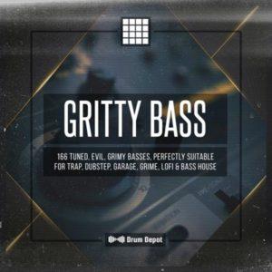 Drum Depot - Gritty Bass Sample Pack