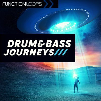 Function Loops - Drum & Bass Journeys