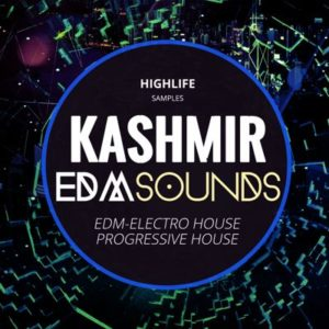 HighLife Samples - KASHMIR EDM Sounds