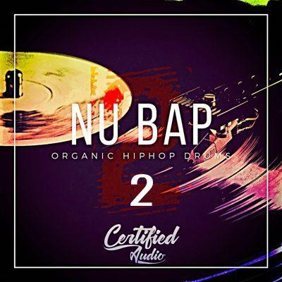 Nu Bap Organic Hip Hop Drums 2