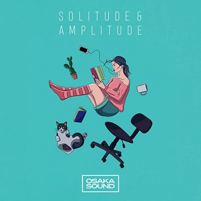 Osaka Sound - Solitude & Amplitude - LoFi Samples, Loops