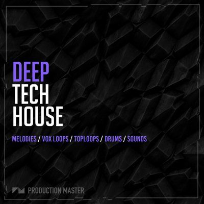 PM - Deep Tech House Loops Pack