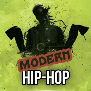 Planet Samples - Modern Hip Hop - Sample Pack
