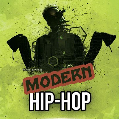 Planet Samples - Modern Hip Hop - Sample Pack