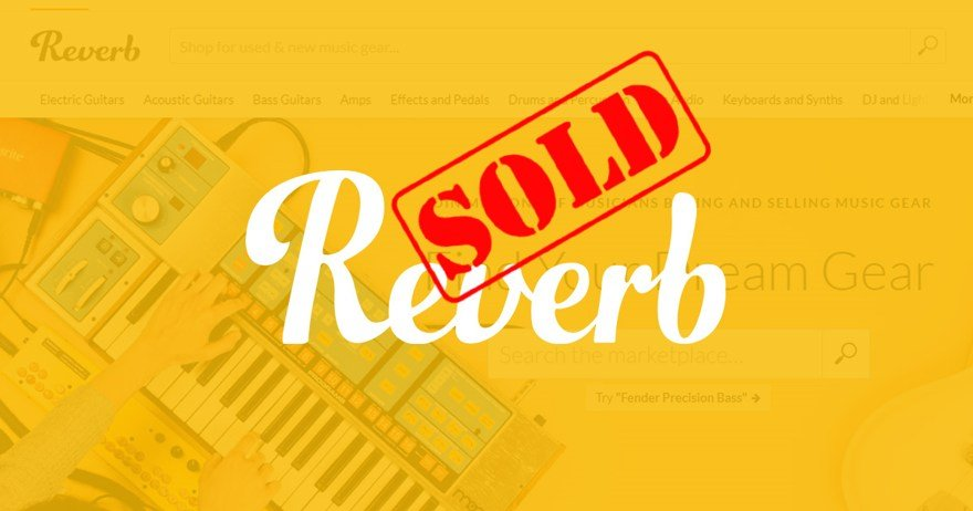 Reverb.com Sold To Etsy.com