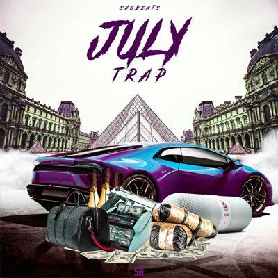SHOBEATS - JULY TRAP - SOUND PACK