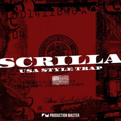 Scrilla - USA Style Trap - Sample Pack