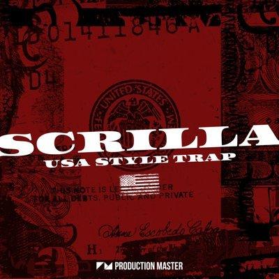 Scrilla - USA Style Trap - Sample Pack