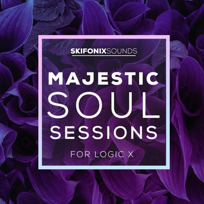Skifonix Sounds - Majestic Soul Sessions - Logic Pro X Templates