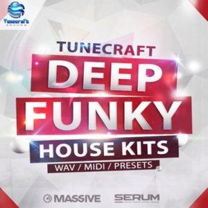 Tunecraft - Deep Funky - Massive, Serum Presets