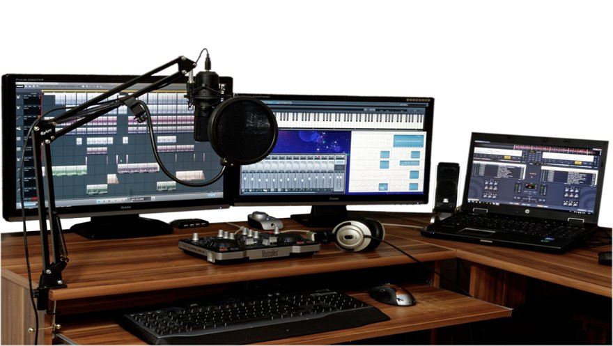 5. Computer For Music Production