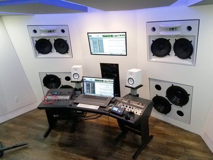 6. Studio Speakers (Studio Monitors)