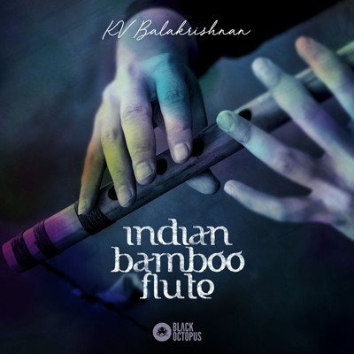 Black Octopus Sound - Indian Bamboo Flute Loops & Samples
