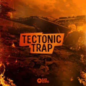 Black Octopus - Tectonic Trap - Sound Pack