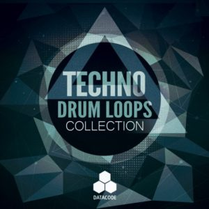 Datacode - Techno Drum Loops Collection