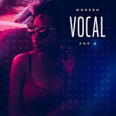 Diginoiz - Modern Vocal Pop 4 Vocal Samples