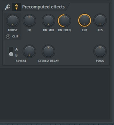 FL Studio Precomputed Effects (POGO)