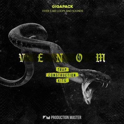 Production Master - Venom - Trap Beat Kits