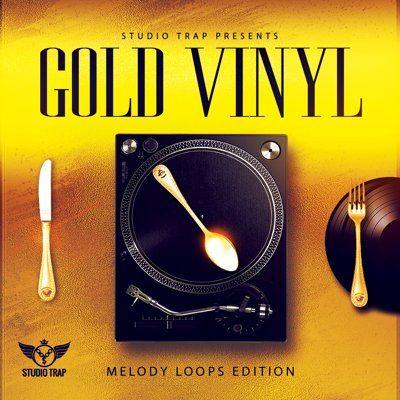 Studio Trap - Gold Vinyl - Melody Loops